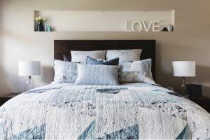 Дизайн спальни, который сделает ваш сон крепче.